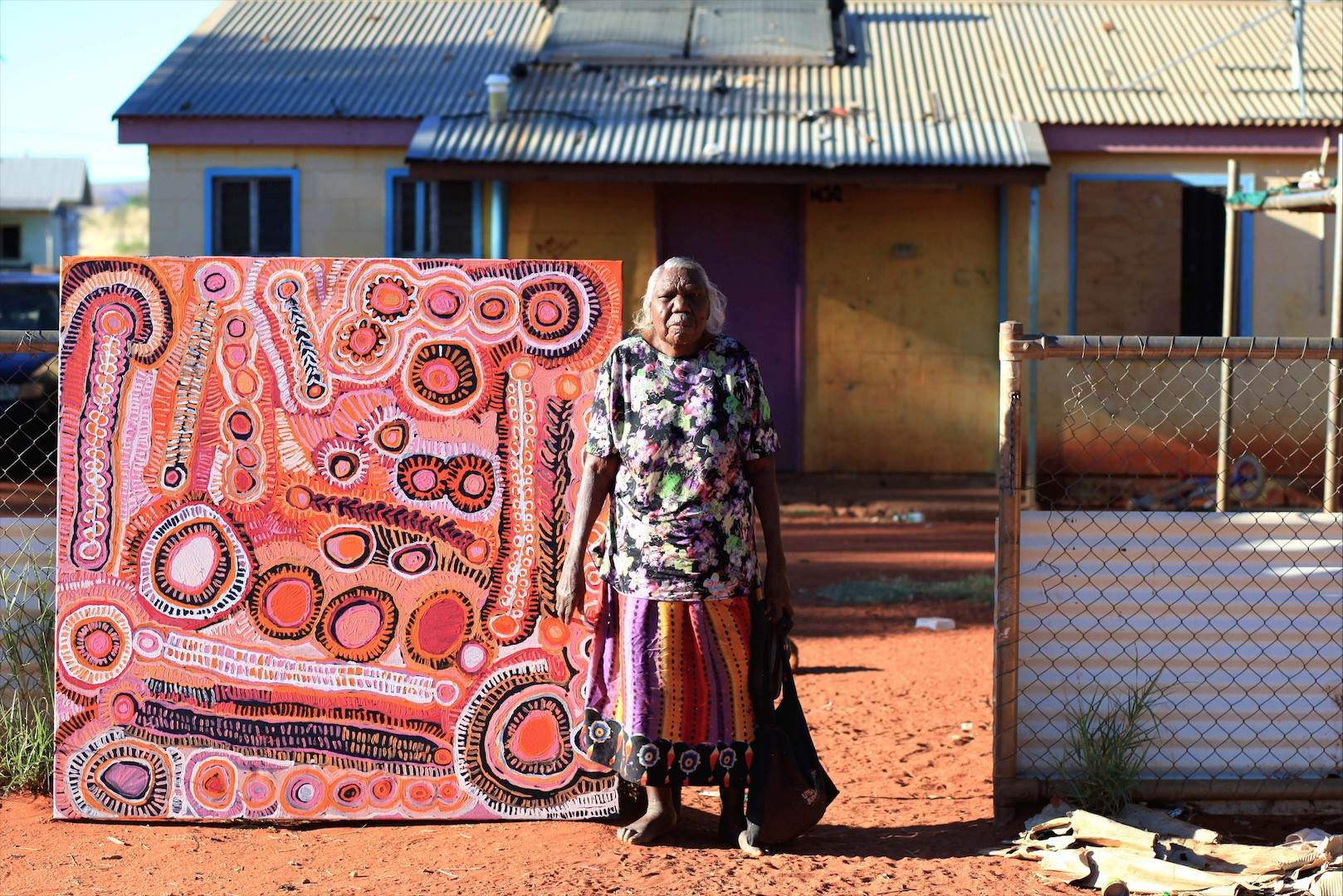Hanoi exhibition brings Australian indigenous culture to local residents