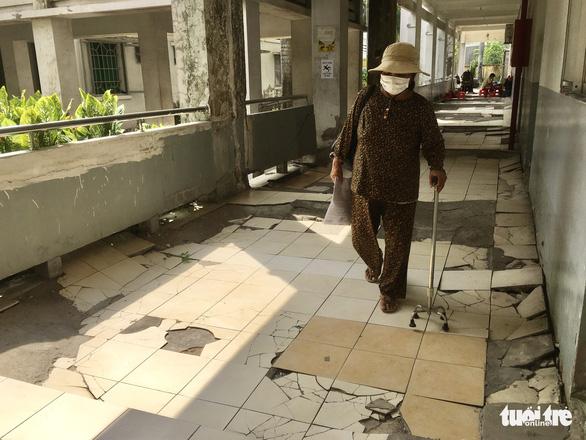 Saigon mental health hospital in state of serious disrepair
