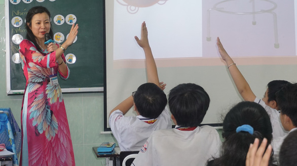 In Vietnam, teachers go the extra mile to bring education to life