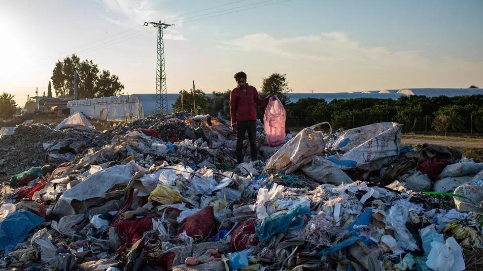 Turkey: Europe's top destination for... trash