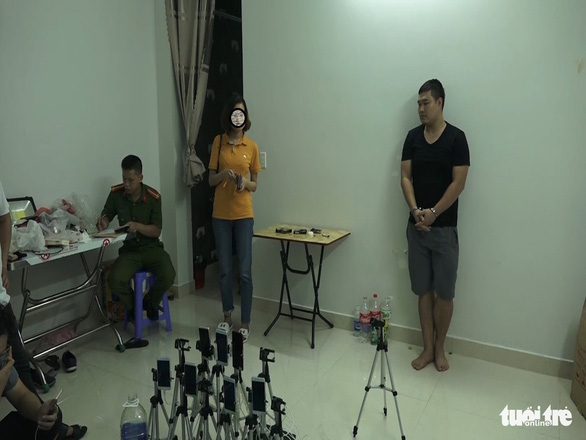 Chinese prosecuted for online child sex exploitation in Vietnam