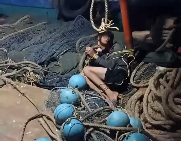 Police verify report of helmsman beating, throwing tied seaman into sea in southern Vietnam