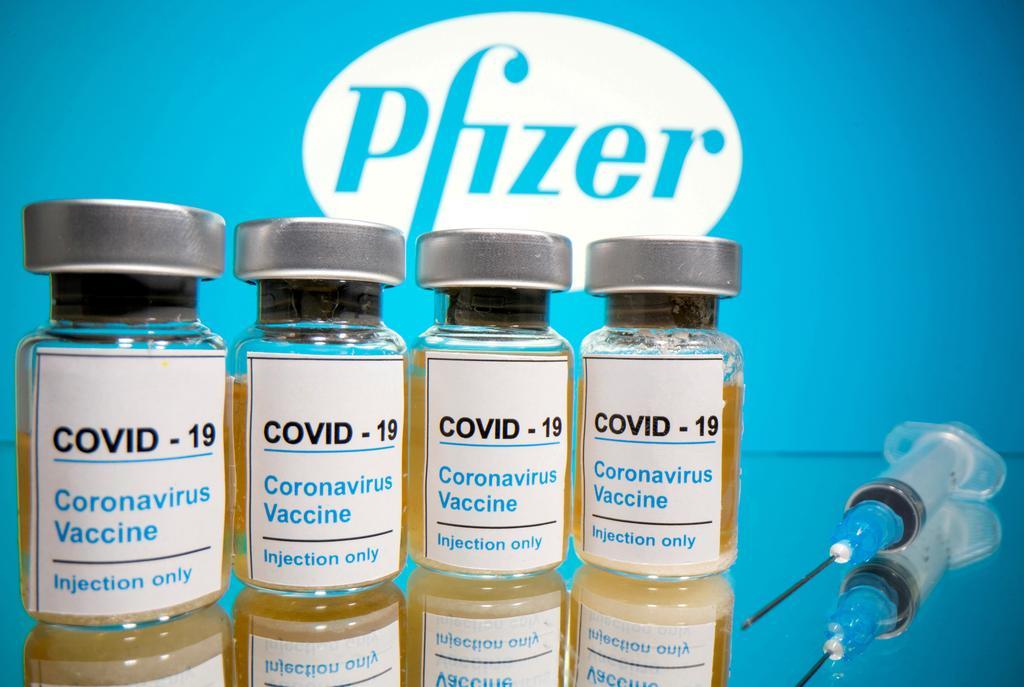 U.S. FDA authorizes Pfizer COVID-19 vaccine for emergency use