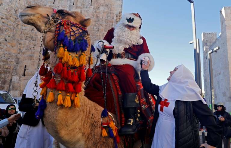 Santa 'immune' to COVID, can still make Christmas rounds: WHO