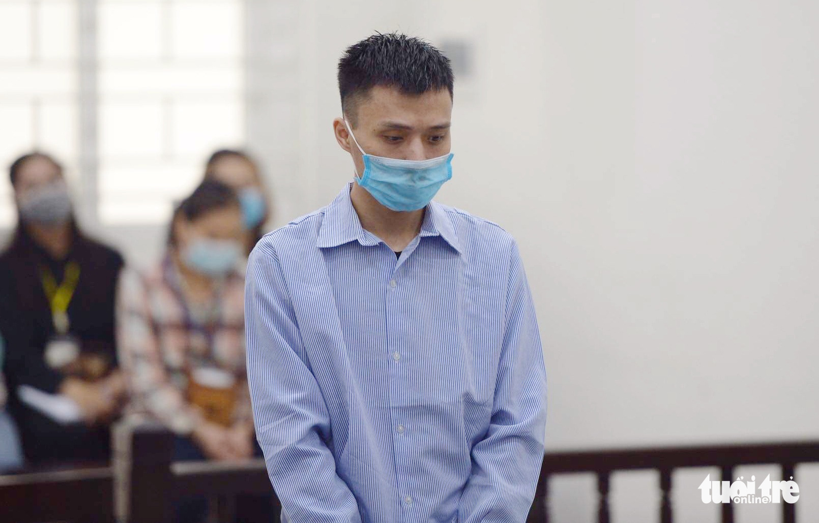 Hanoi man sentenced to death for murdering wife, son