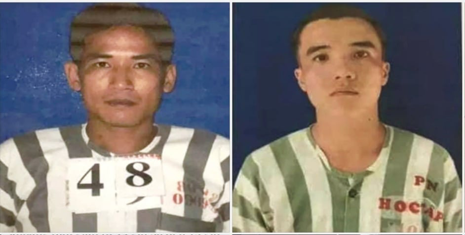 Police hunt for two murder convicts who escaped from prison in southern Vietnam