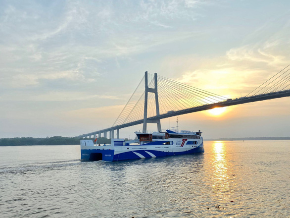Can Gio-Vung Tau ferry to open this month