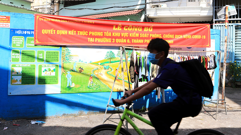 No local COVID-19 transmission recorded in Ho Chi Minh City for over 2 weeks