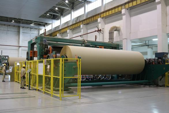 Localities in Vietnam's Mekong Delta disagree over paper mill's increased capacity