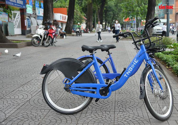 Ho Chi Minh City gives in principle approval to trial bike-sharing system