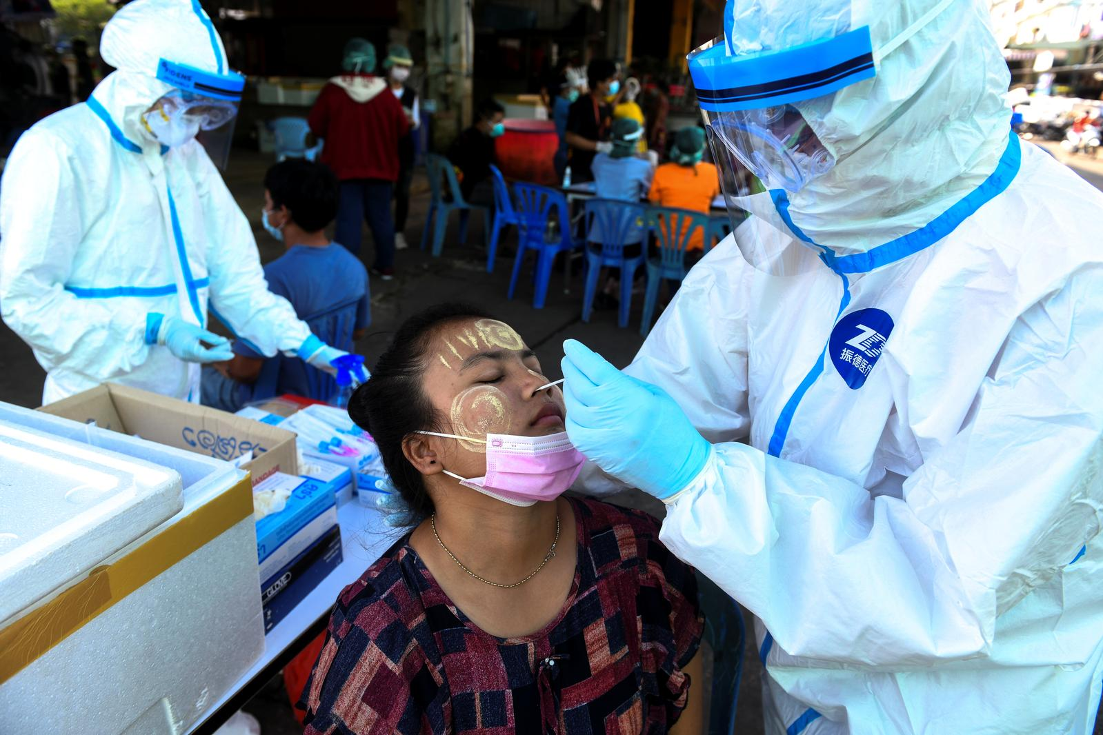 Thailand reports record surge in daily coronavirus cases to over 500