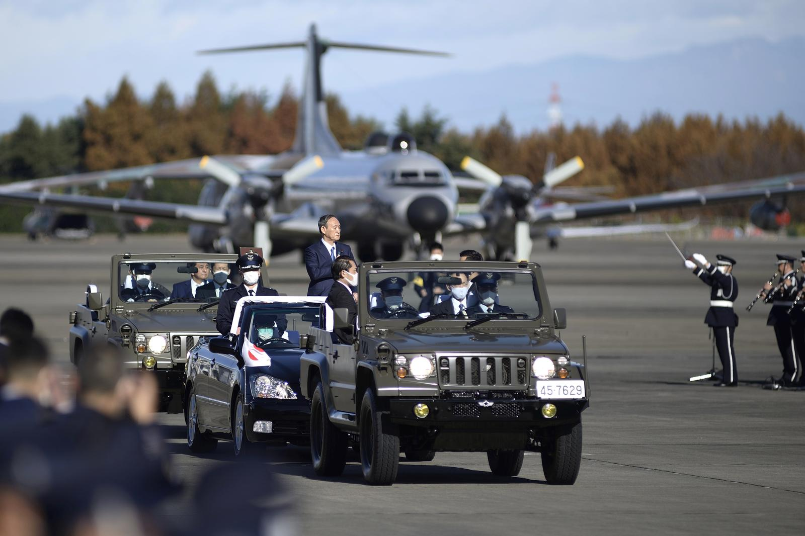 Japan sets record $52 billion military budget with stealth jets, long-range missiles