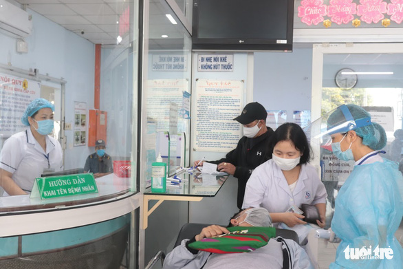 Vietnam health ministry announces 2 imported COVID-19 cases, including Ukrainian, on weekend