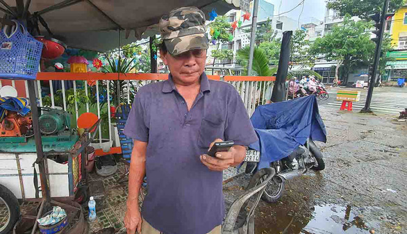 Conventionally or tech-based, Vietnamese motorbike taxi drivers scoot around for meager living