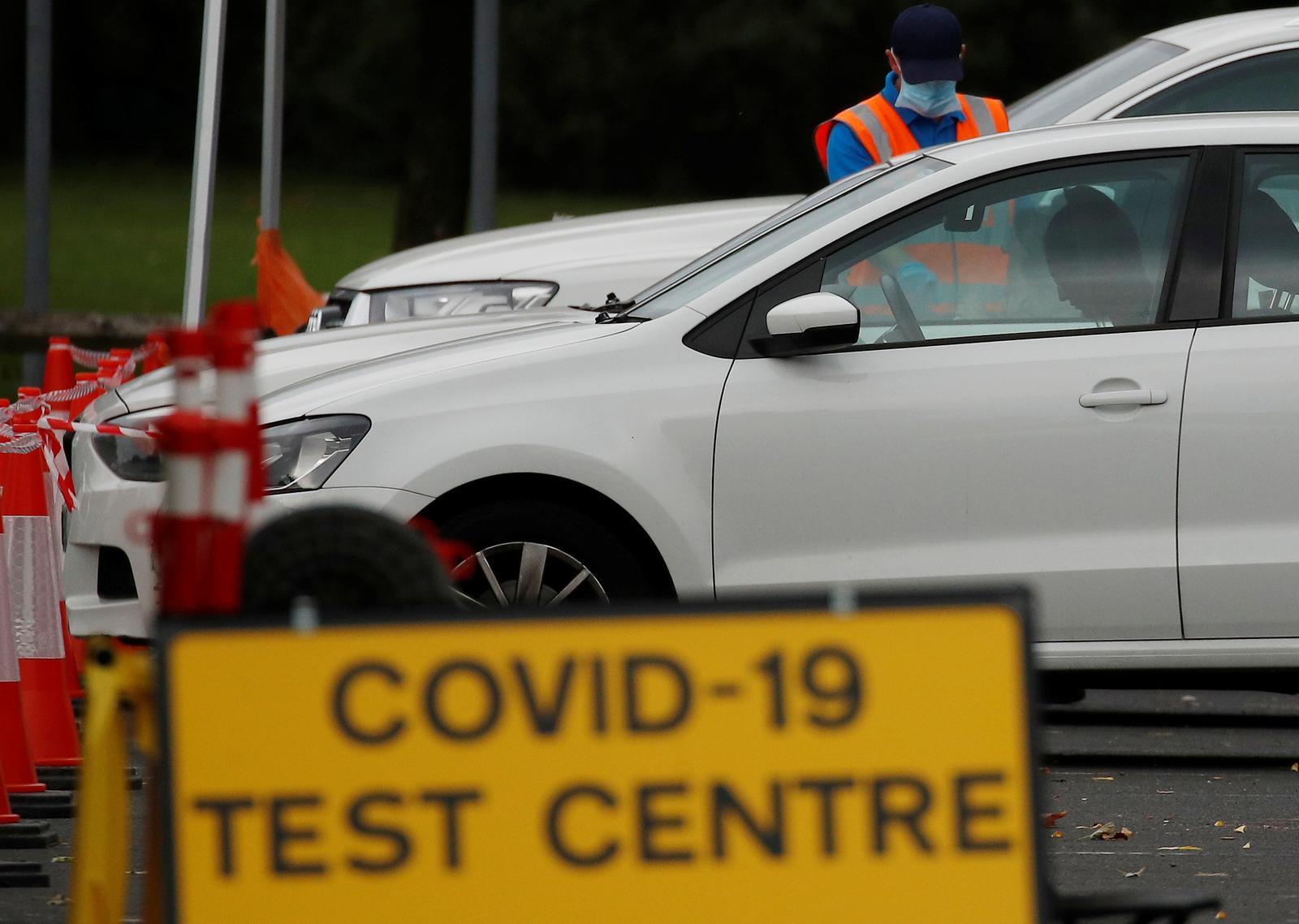 WHO says no need for major alarm over new coronavirus strain