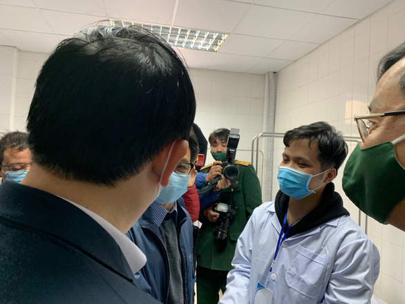 Vietnamese seafarer from Ukraine confirmed as latest coronavirus case