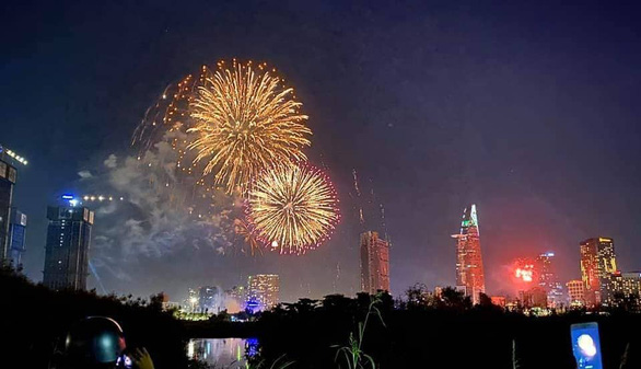 Ho Chi Minh City mulls three pyrotechnic display locations for 2021 New Year celebration
