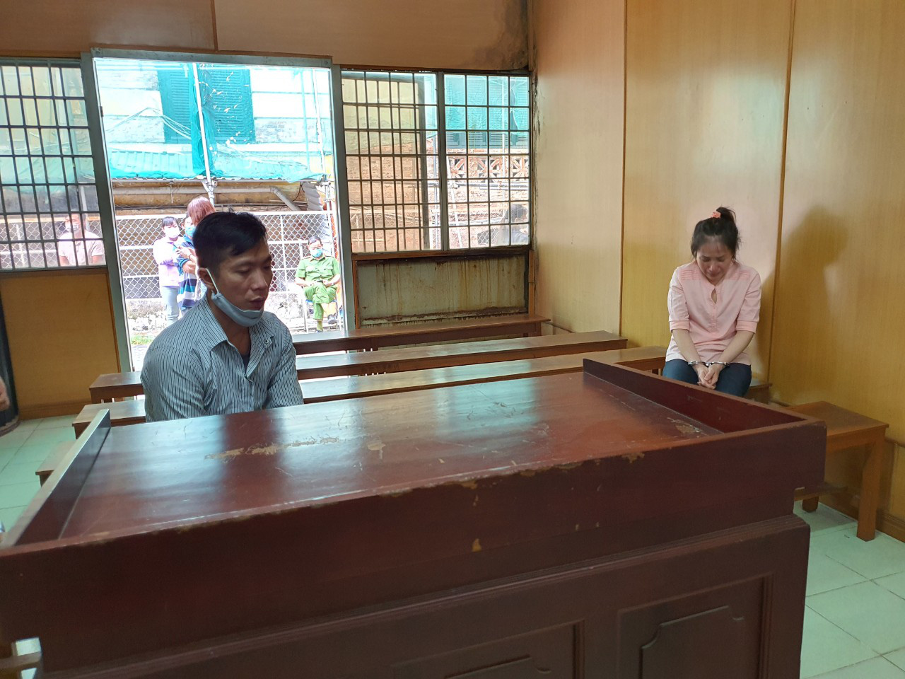 Couple given capital punishment for trading drugs in Ho Chi Minh City