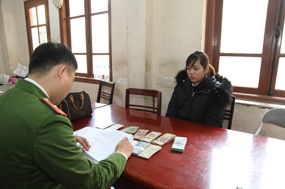 Woman nabbed for string of wedding robberies in Vietnam