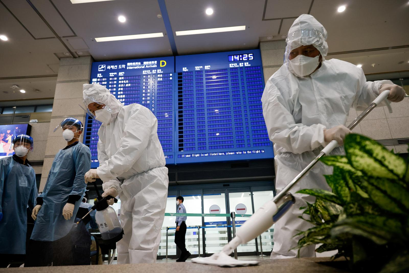 South Korea reports record daily death toll from COVID-19