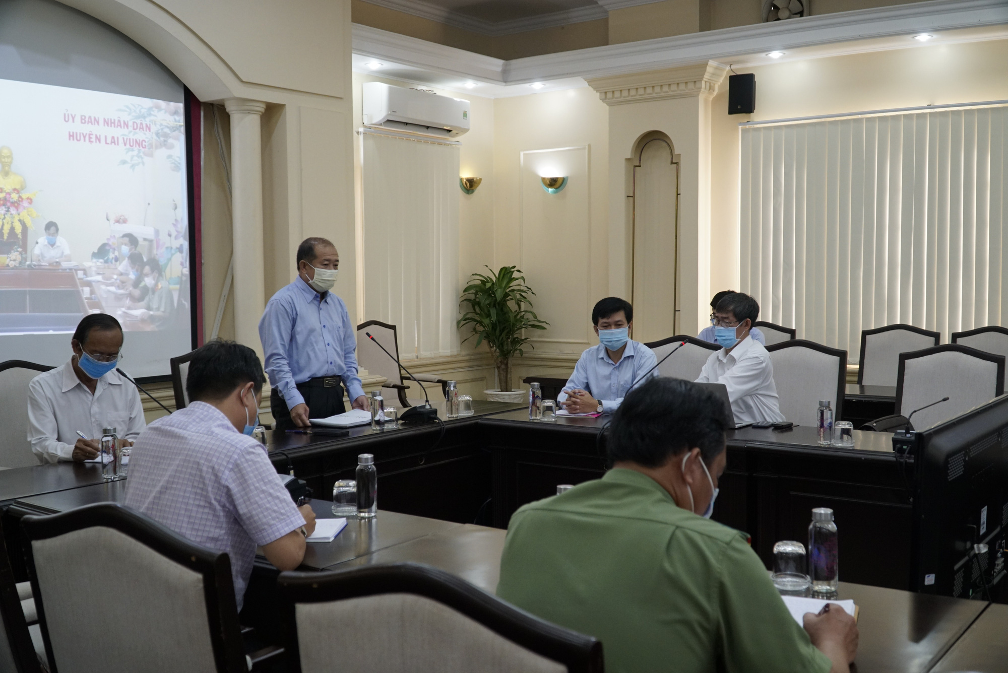 New COVID-19 patient in direct contact with six people in Vietnam's Dong Thap Province