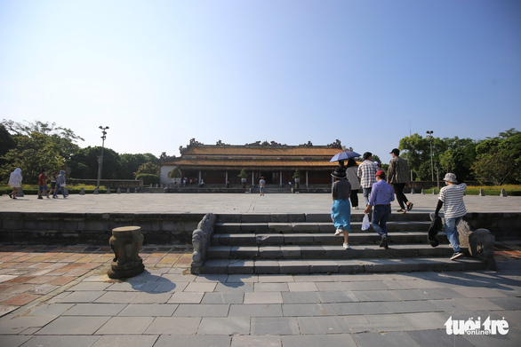 Vietnam approves $4.3mn for repairs to major palace at Hue Imperial Citadel