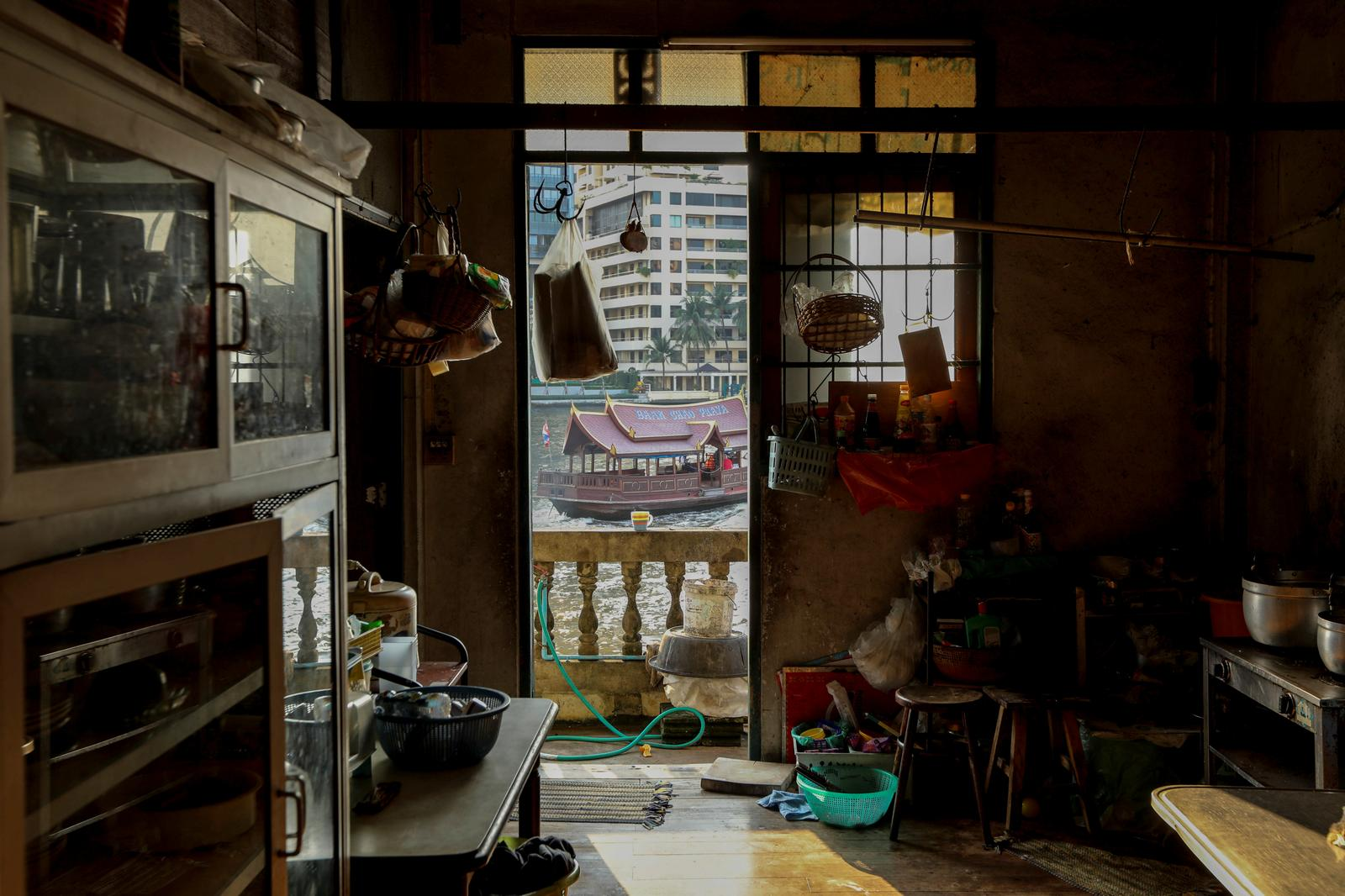 In old Bangkok, a goddess resists a wave of gentrification