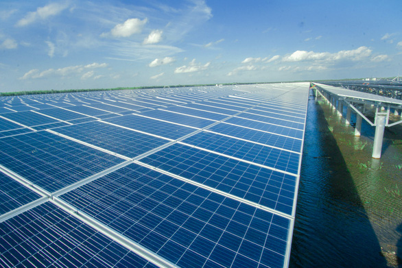 BCG Energy opens solar farm in Vietnam's Mekong Delta province