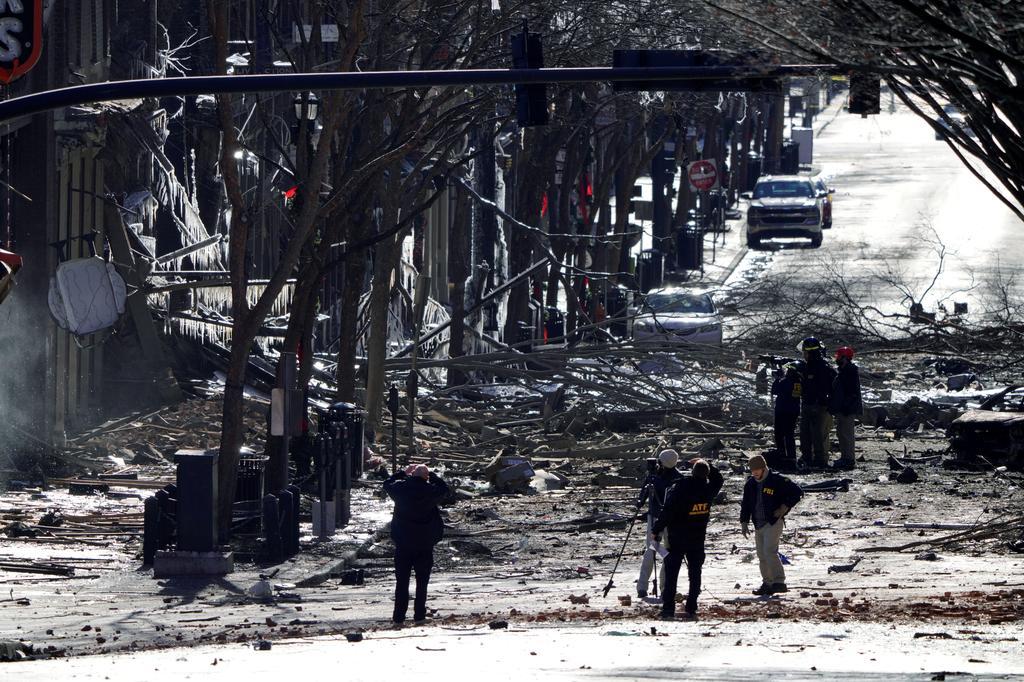 Nashville bombing suspect may have believed in lizard people, aliens: source