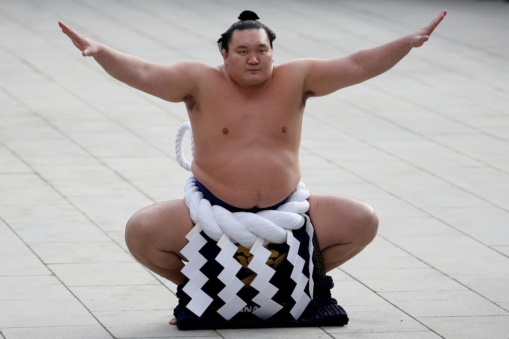Top Japan sumo wrestler Hakuho infected with coronavirus: JSA