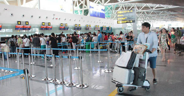 Vietnam suspends inbound flights from countries with coronavirus variant
