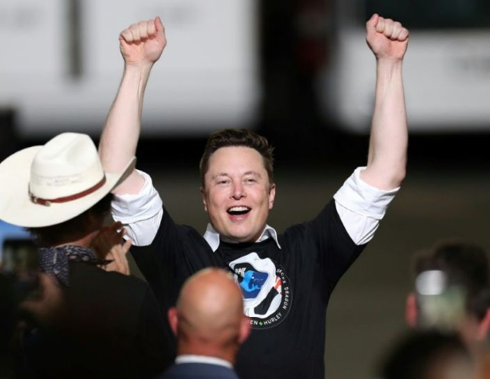 Tesla CEO Elon Musk now world's wealthiest person: US media