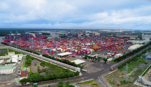 Second int'l seaport in Vietnam receives prestigious green port award