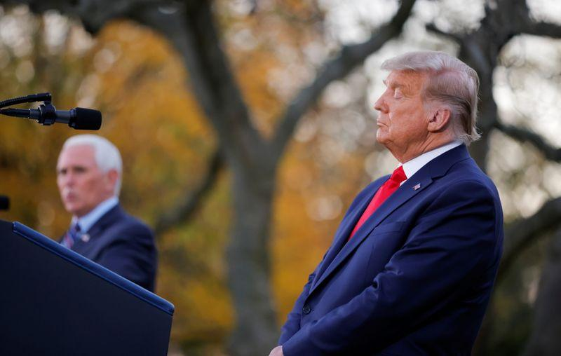 Trump acknowledges Biden will be next president in wake of Capitol chaos