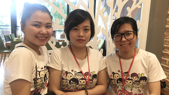 Ho Chi Minh City female workers learn to become confident