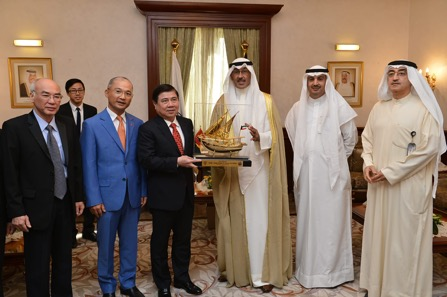 Vietnam and Kuwait deepen economic ties, celebrate 45 years of diplomatic relationship