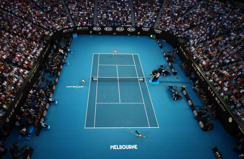 Australian Open to plough ahead despite players' quarantine anger