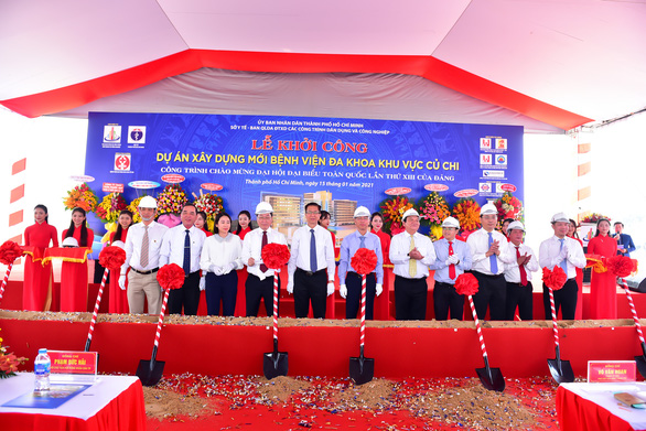 Work starts on $78mn hospital in Ho Chi Minh City