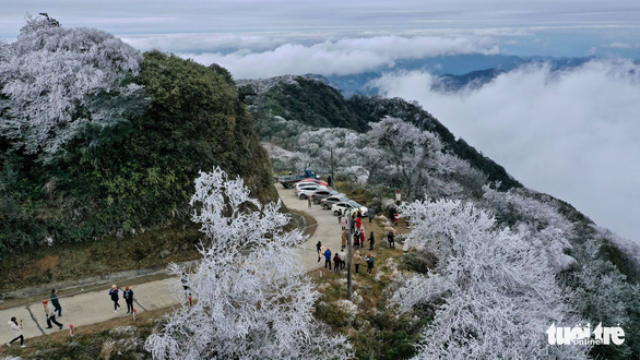 Sleet likely to return to northern Vietnam as cold front strengthens
