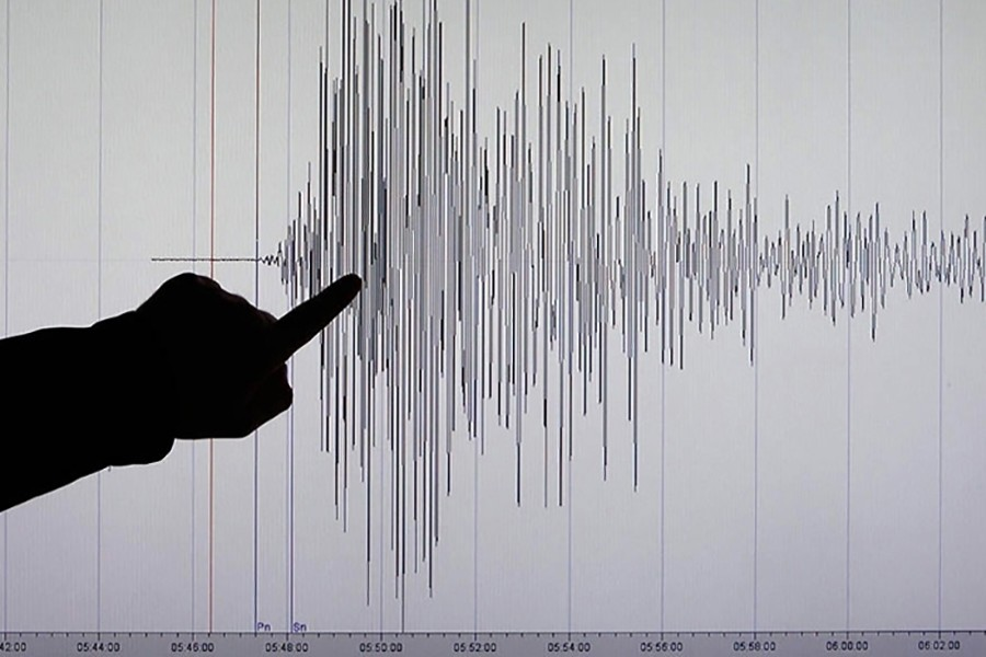 Argentina quake of magnitude 6.8 shakes homes, buildings; no injuries reported
