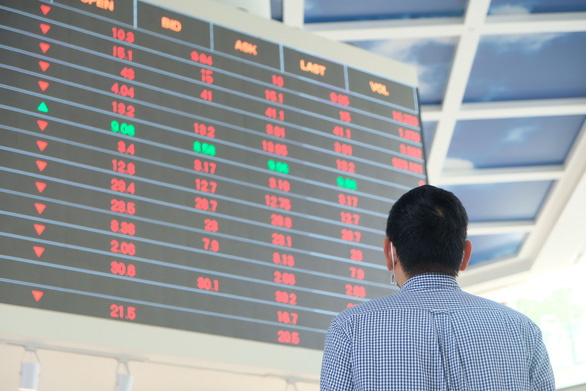 Vietnamese stock index takes historic nosedive