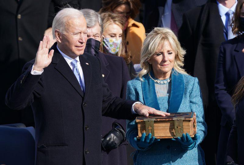 Vietnam congratulates Joe Biden on taking office as 46th US president