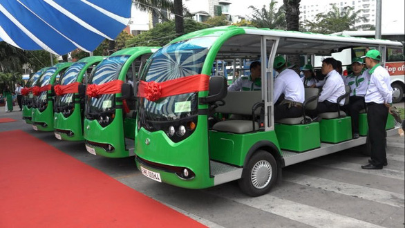 Ho Chi Minh City ready for another test round of electric buses