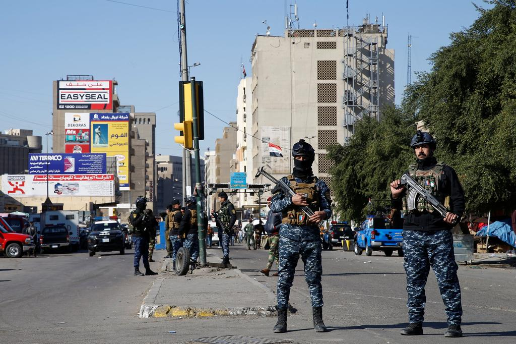 First big suicide attack in Baghdad for 3 years kills at least 32