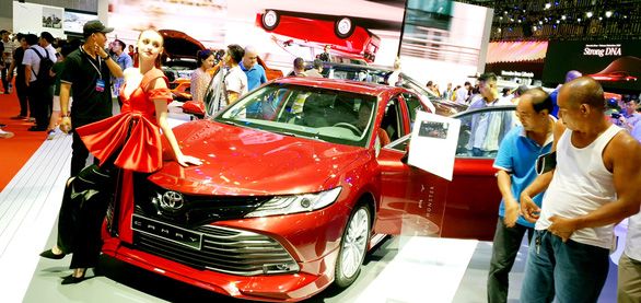 Toyota recall cars distributed in Vietnam over fuel pump defect