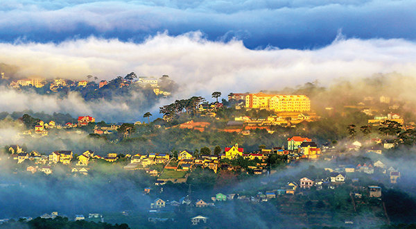 Head for the hills in Vietnam's Da Lat