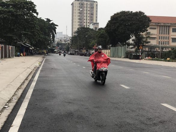 Rain wanes, cool days ahead for southern Vietnam