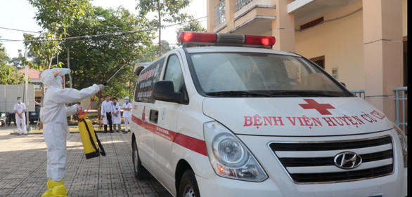 US expert confirmed among imported COVID-19 cases in Vietnam