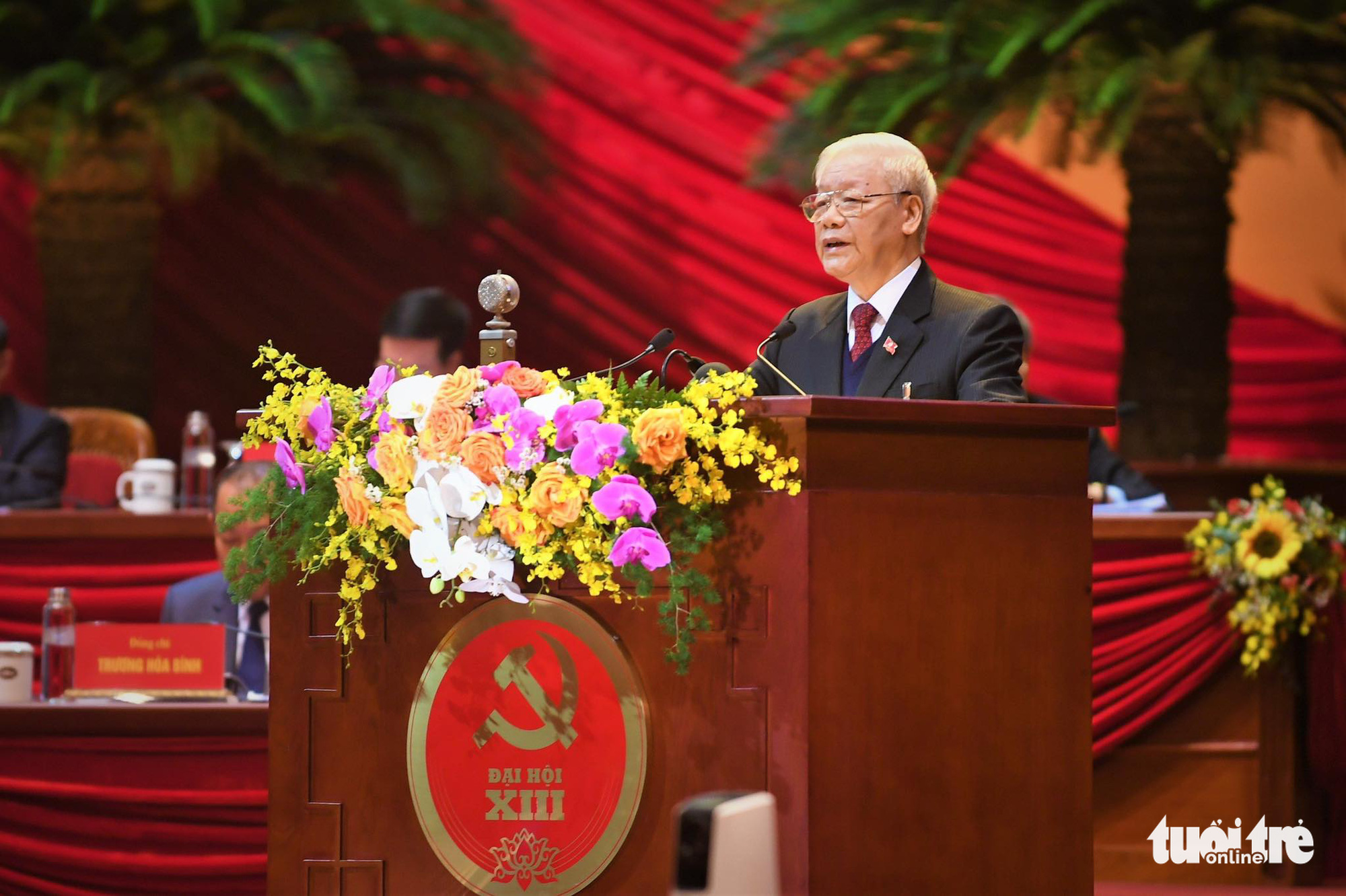 Vietnam's 13th National Party Congress officially opens in Hanoi