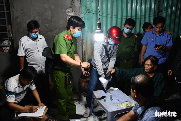 Police bust largest drug trafficking point in Vietnam's Mekong Delta province